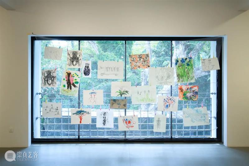 大田秀则画廊 | 艺术家:唐狄鑫 唐狄鑫 大田 画廊 艺术家 工作室 工作 上海 艺术创作 绘画 行为 崇真艺客