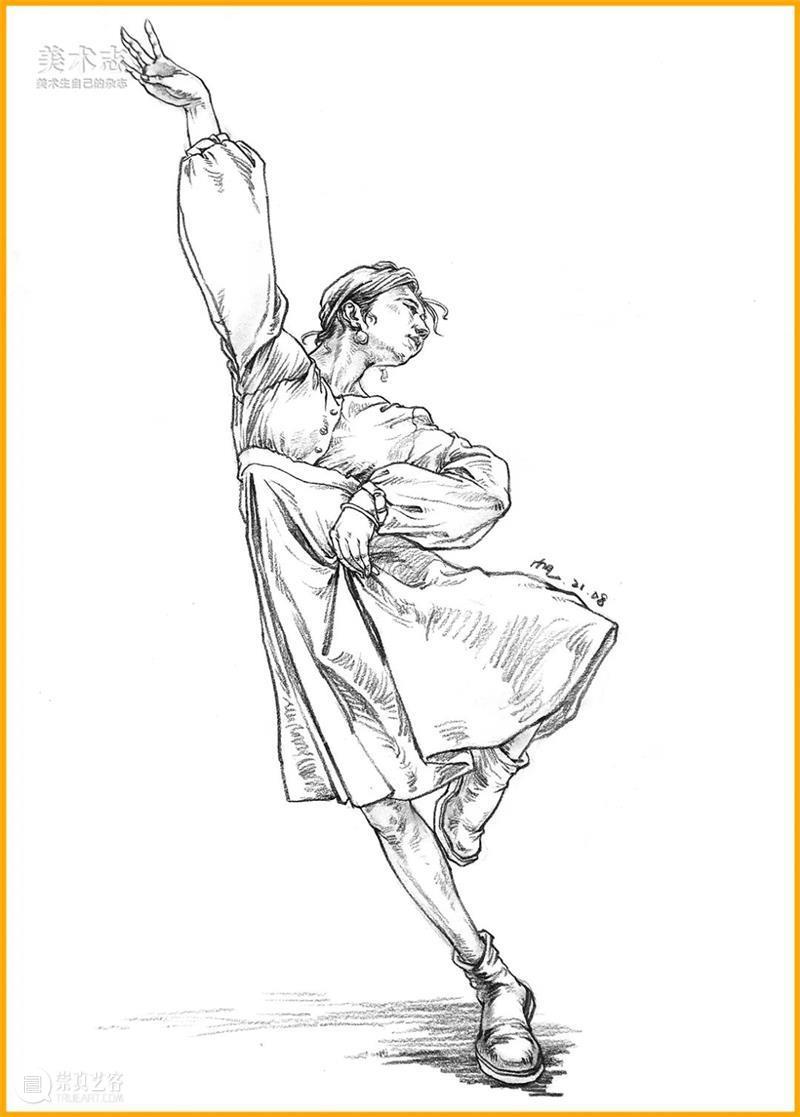 会上瘾的沉浸式速写!—— 张帆 张帆 人物 美术 艺考 一线 经验 模式 本质 思维 行为 崇真艺客